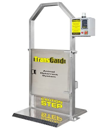 TransGard Step-Plate Entryway