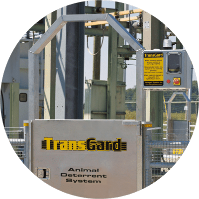 How TransGard Substation Fencing Works